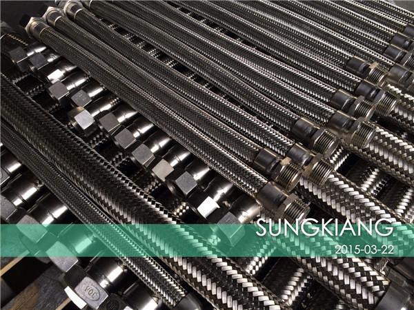 空调系统不锈钢编织软管