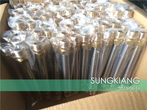 铜头空调软管