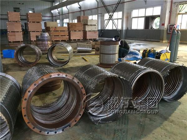 JTW金属软连接生产现场生产现场